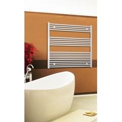 1000mm Wide 1000mm High White Flat Towel Radiator