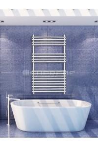 600mm Wide 1000mm High Stainless Steel Designer Towel Radiator