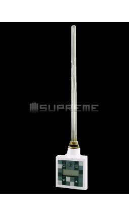 600 Watt Electronic Thermostatic White Heating Element