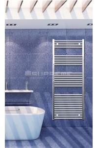 Chrome Towel Radiator 600mm Wide 1500mm High